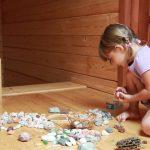 Морские сокровища - лучший отдых с детьми в Абхазии на Каштаке