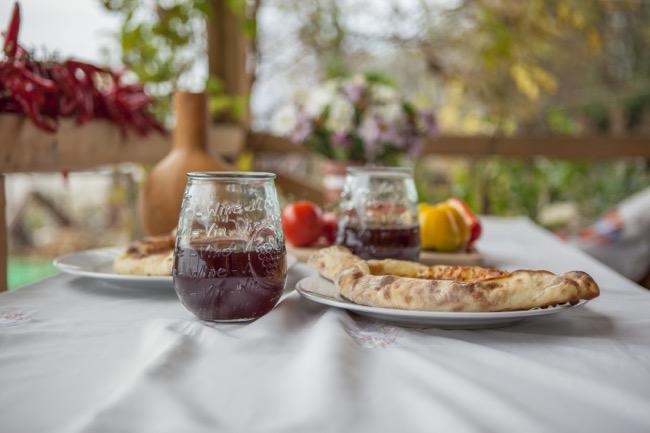 Фото абхазской кухни - Отдых в Абхазии