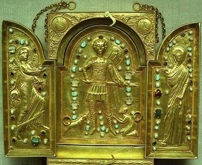 Храм в Илори в Абхазии