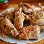 Курица по-абхазски